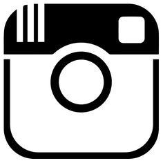 Clipart instagram royalty free stock Instagram clipart white - ClipartFest royalty free stock