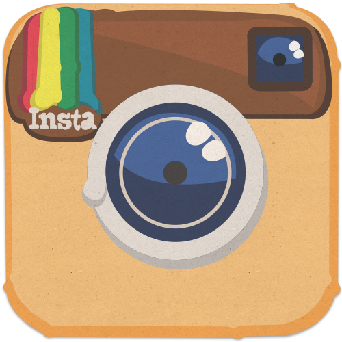 Clipart instagram png library download Instagram Icon Clipart - Clipart Kid png library download
