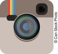 Clipart instagram clipart free library Instagram clipart vector - ClipartFest clipart free library