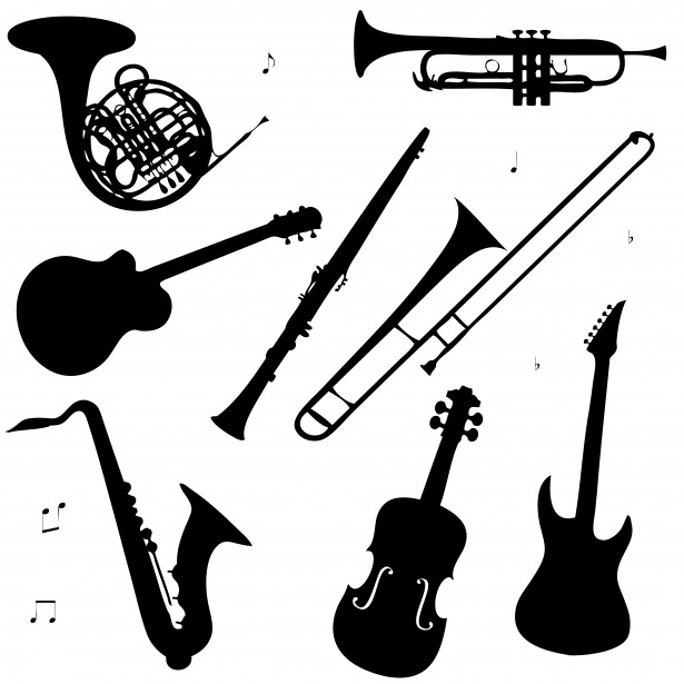 Woodwind instruments free clipart image free stock Musical Instruments Clipart Free Stock Photo - Public Domain Pictures image free stock