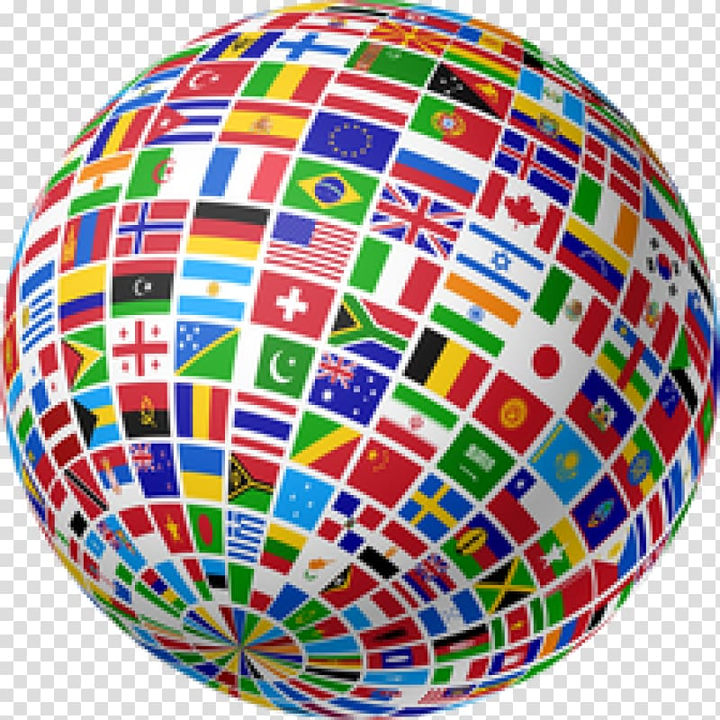 Globe with flags clipart picture black and white library Globe illustration, Flags of the World Globe Flag of Earth ... picture black and white library