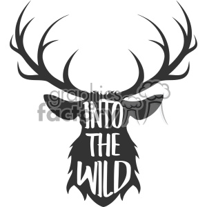 Clipart into svg vector freeuse download into the wild deer svg cut file vector design clipart. Royalty-free clipart  # 403017 vector freeuse download
