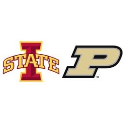 Clipart iowa state vs perdue graphic Iowa State vs. Purdue Box Score, March 18, 2017 | College Basketball ... graphic