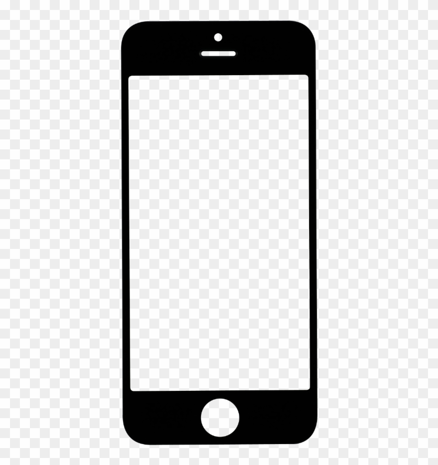 Clipart photos on iphone banner royalty free library 1200 X 1200 11 - Iphone 7 Black Screen Clipart (#3225469) - PinClipart banner royalty free library