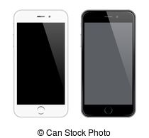 Clipart iphone 6 vector transparent stock Iphone 6 Stock Illustrations. 42 Iphone 6 clip art images and ... vector transparent stock