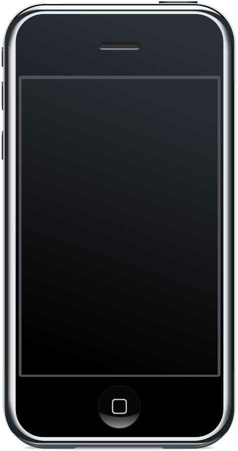 Clipart iphone 6 image stock Iphone 6 clipart size - ClipartFest image stock