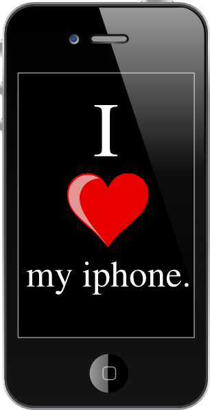 Clipart iphone 6 picture freeuse download Iphone 6 Clipart - Clipart Kid picture freeuse download