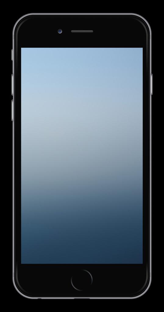 Clipart iphone 6 transparent Iphone 6 clipart template - ClipartFest transparent