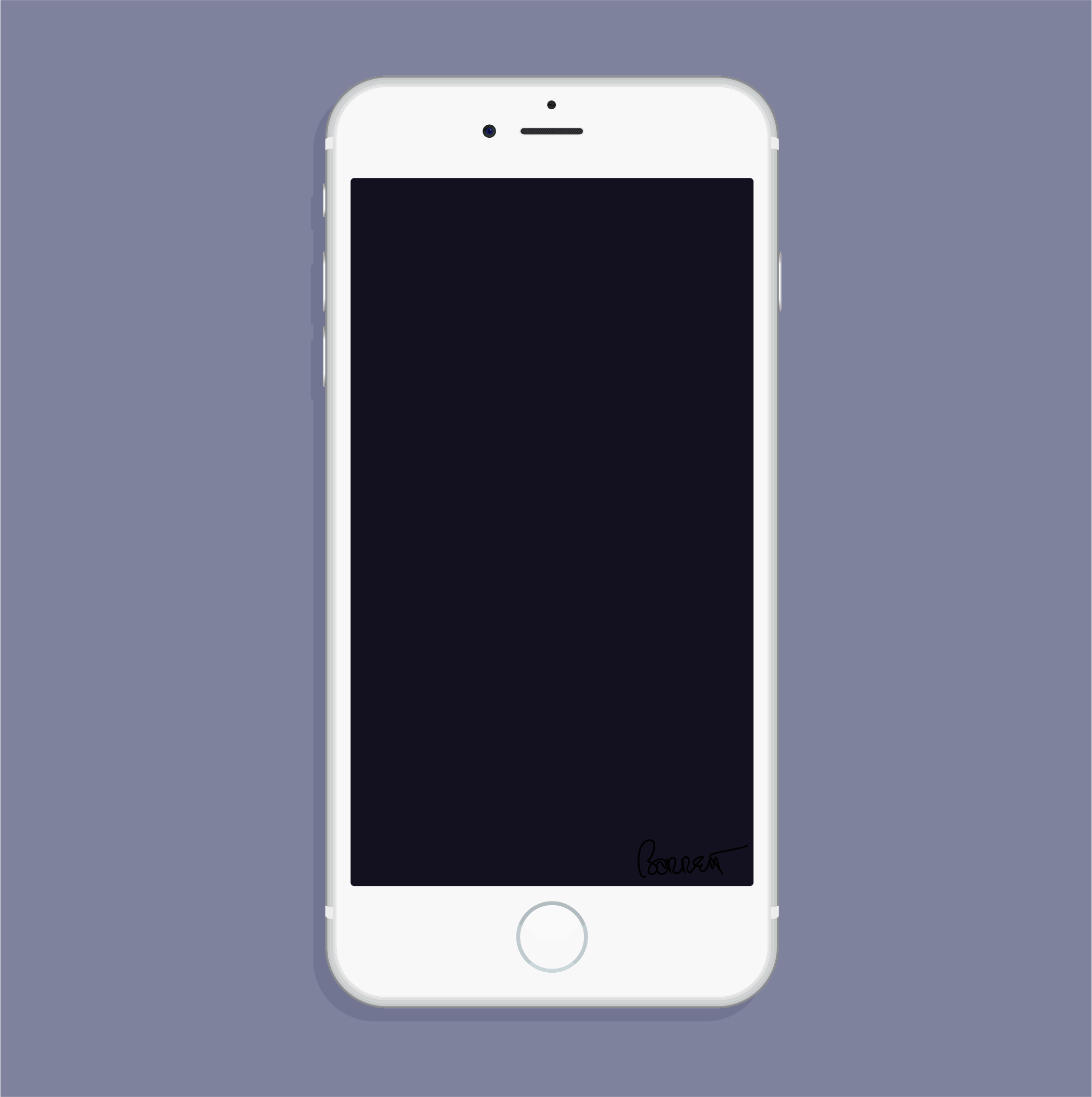 Clipart iphone 6 picture transparent stock Clipart iphone 6 - ClipartFest picture transparent stock