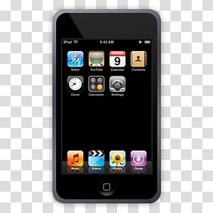 Clipart ipod touch svg black and white stock Ipod Touch transparent background PNG cliparts free download | HiClipart svg black and white stock