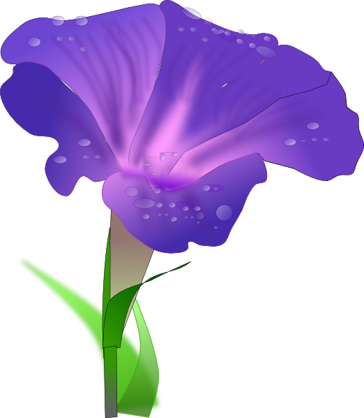 Iris Flower Clip Art Free | Clipart Panda - Free Clipart Images graphic library