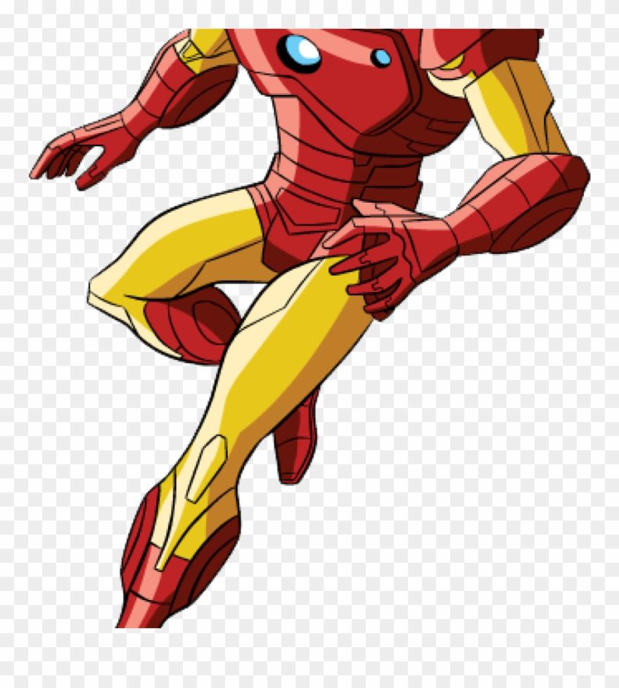 Clipart iron man vector freeuse library Iron Man Clipart Iron Man Free Clipart Clipart For - Png Download ... vector freeuse library