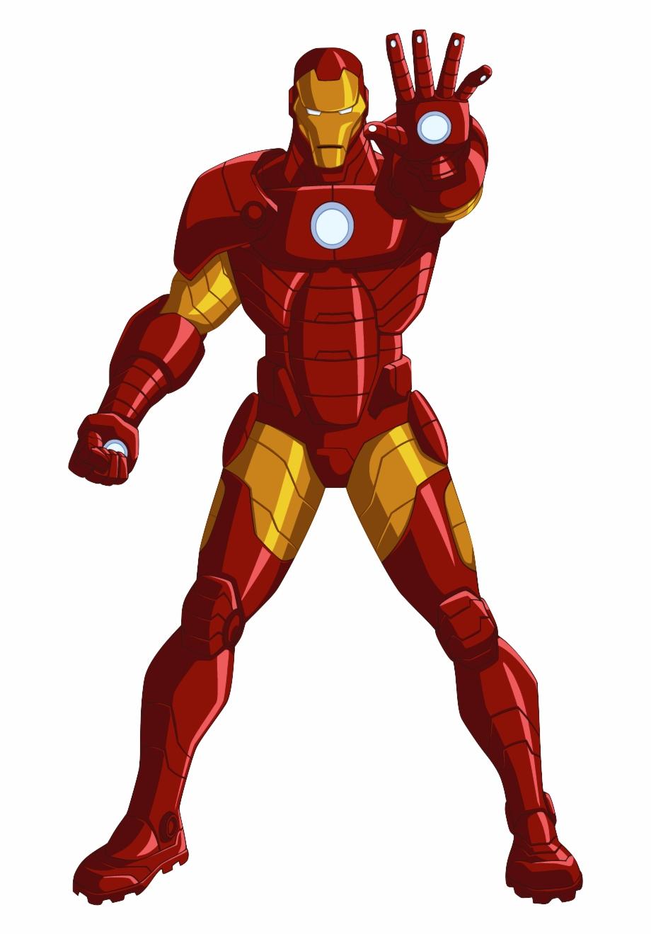 Clipart iron man image free stock Iron Man Clipart 3d Png - Iron Man Cartoon Full Body, Transparent ... image free stock