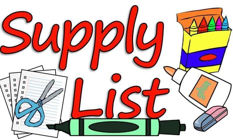 Clipart isd school supply list png freeuse download School Supply Lists – Supply Lists – Sam Houston Elementary png freeuse download