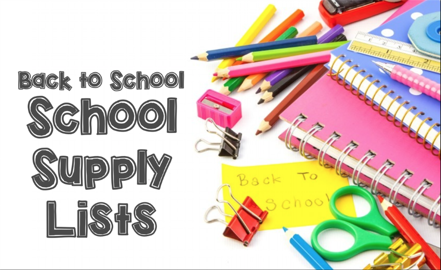 Clipart isd school supply list banner library stock Brookeland Independent School District banner library stock
