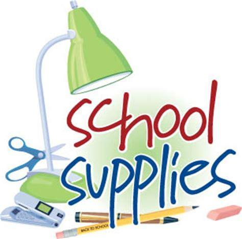 Clipart isd school supply list clip black and white stock Wagar 7/8 clip black and white stock