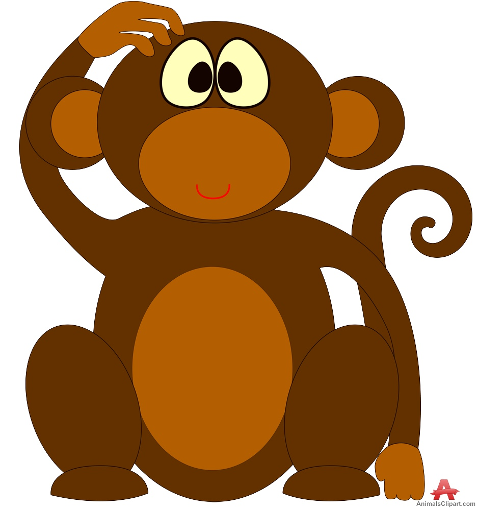 Clipart itchy clip art library Free Monkey Itching Cliparts, Download Free Clip Art, Free Clip Art ... clip art library