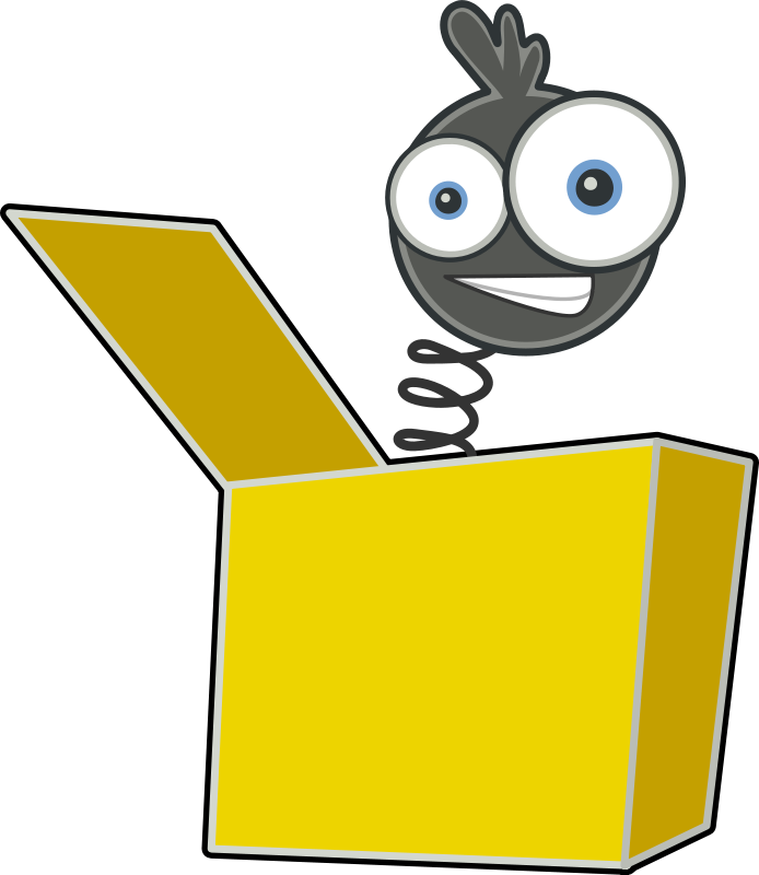 Clipart jack in the box free clipart library Free Clipart: Jack-in-the-box | liakad clipart library