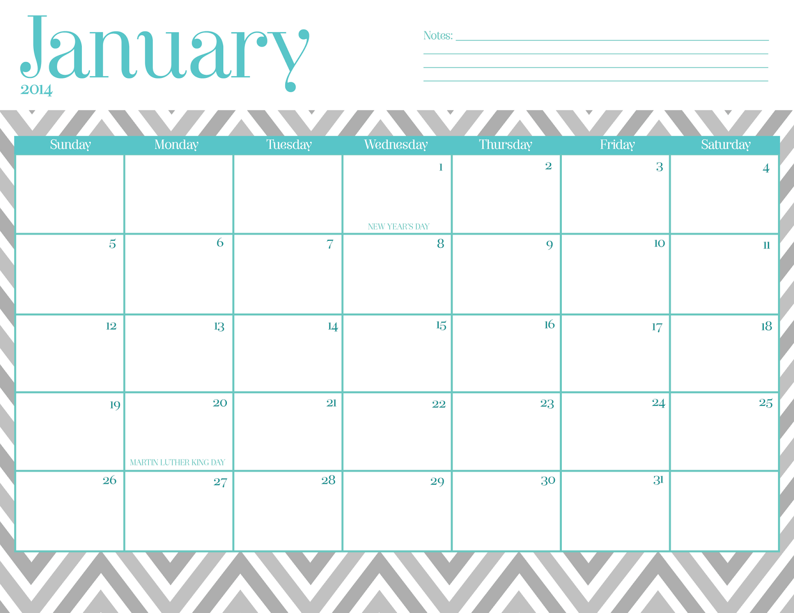 Clipart january 2016 calendars picture free library Printable January Calendar   April Calendar   April Calendar picture free library