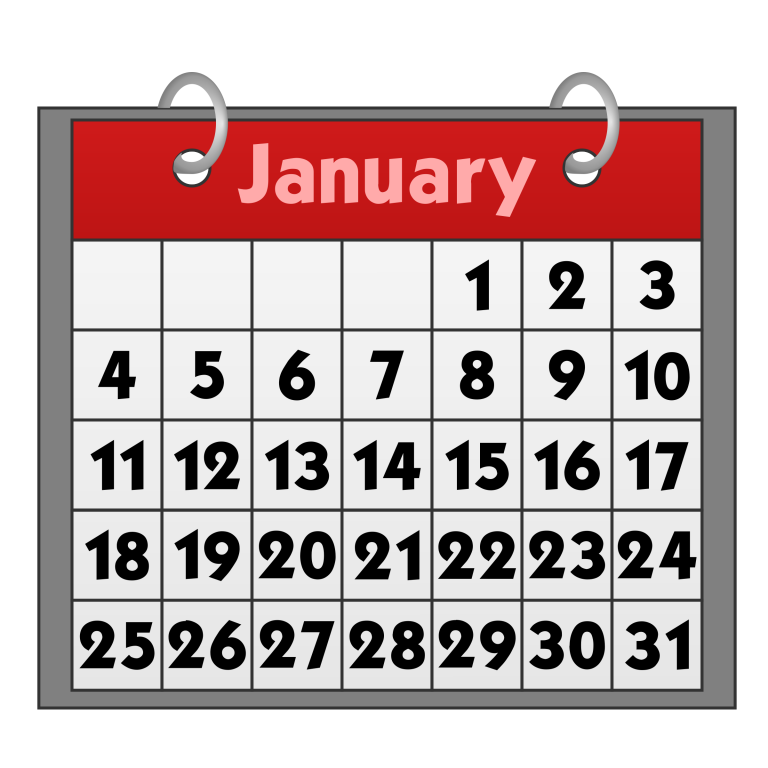 January 2016 calendar clipart graphic free stock clipart of calendar calendar clip art free calendar clipartcow ... graphic free stock
