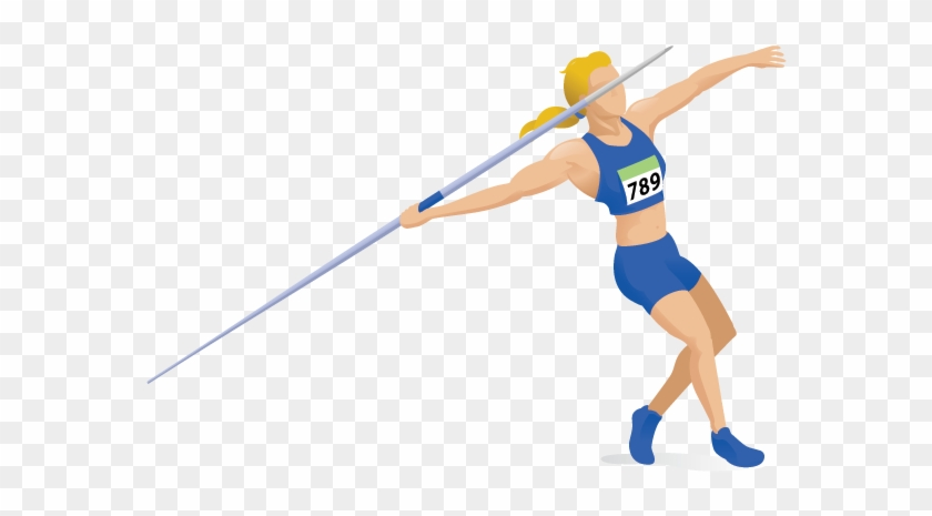 Javelin throw clipart png transparent Women\'s Javelin - Withdrawal - Clipart - Javelin Throw, HD Png ... png transparent
