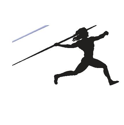 Clipart javeline clip art black and white stock Women\'s Javelin | Clipart | PBS LearningMedia clip art black and white stock