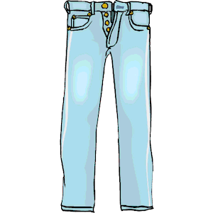Clipart jeans hd graphic black and white library Free Skinny Jeans Cliparts, Download Free Clip Art, Free Clip Art on ... graphic black and white library