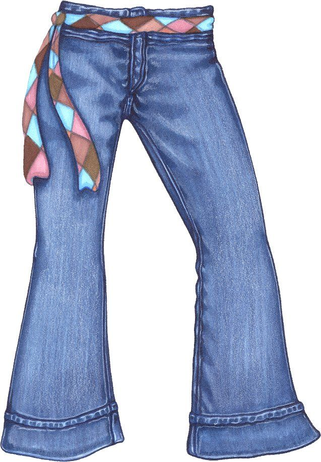 Clipart jeans hd image freeuse stock Jeans by Dan Morris | Artists I like | Clip art, Jeans, Clip art ... image freeuse stock