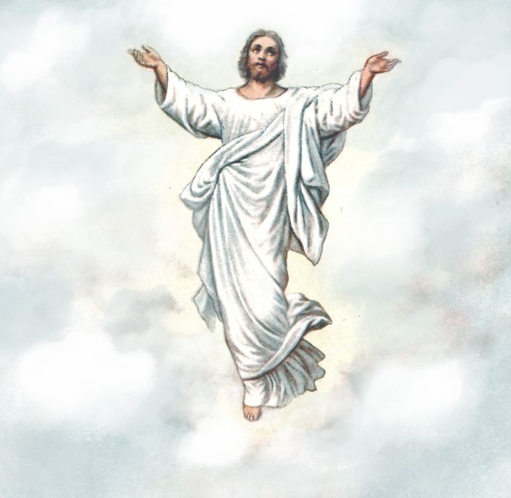 Clipart jesus ascending into heaven for kids graphic free stock 17 Best images about Jesus -- Ascend to Heaven on Pinterest | Acts ... graphic free stock