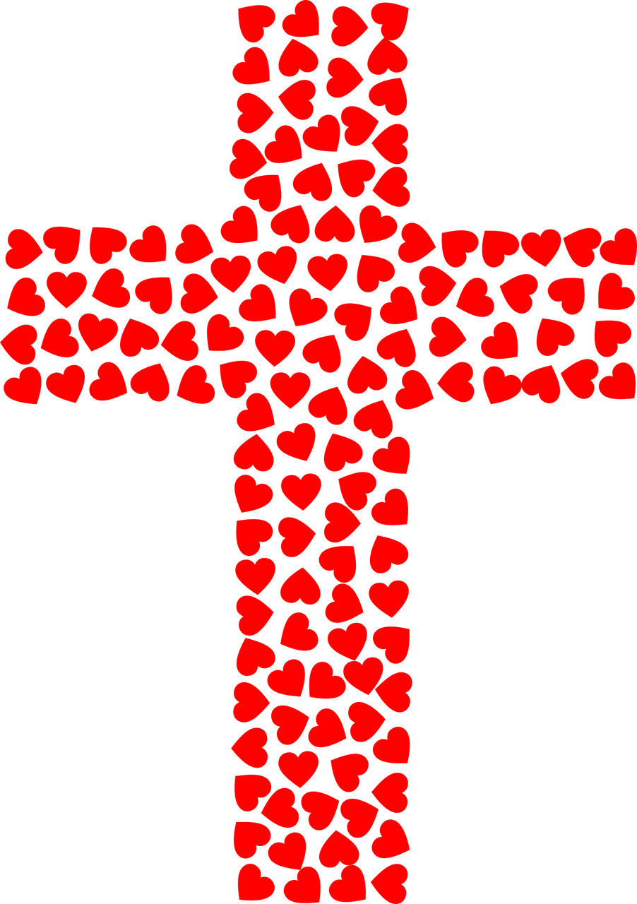 Clipart jesus heart blood crown image library library Jesus -Cross-of-Love | Jesus Our Lord & Saviour | Pinterest | Jesus ... image library library