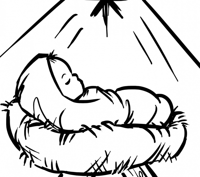 Clipart jesus manger clipart library library Jesus In A Manger Clipart | Free download best Jesus In A Manger ... clipart library library