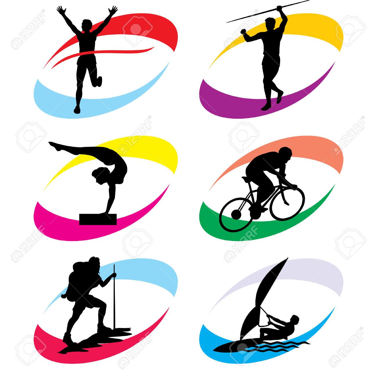 Clipart jeux olympiques gratuit image royalty free library Clipart jeux olympiques - ClipartFox image royalty free library