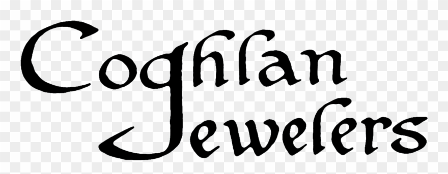 Clipart jewellers official website image freeuse download Coghlan Jewelers - Calligraphy Clipart (#1789230) - PinClipart image freeuse download