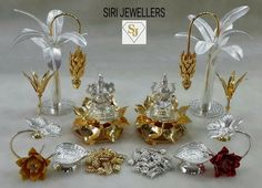Clipart jewellers silver pooja items picture free stock 115 Best silver images in 2019 | Silver pooja items, Festival ... picture free stock