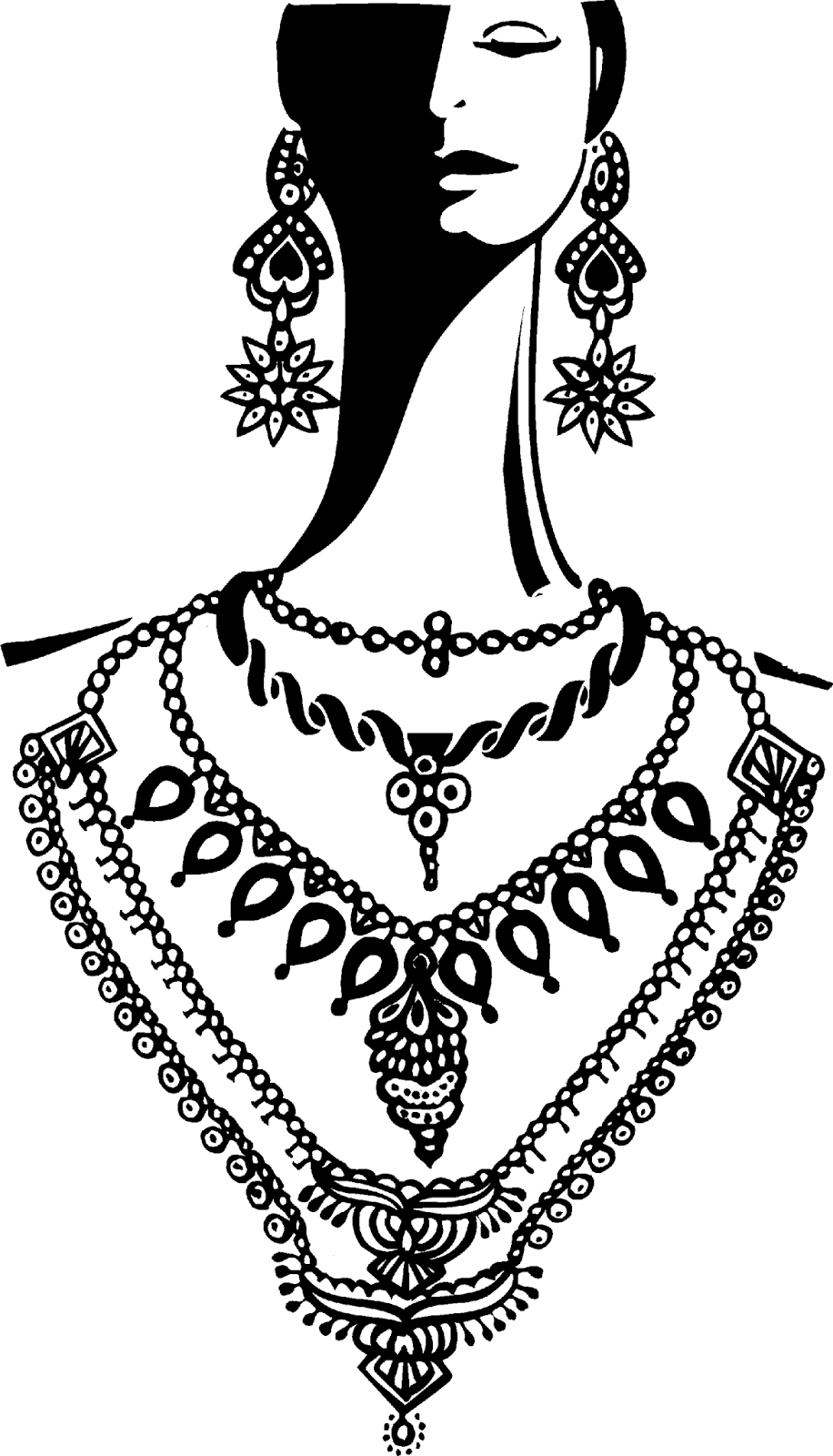 Clipart jewellers website clip black and white download Jewellery Clipart Group with 69+ items clip black and white download