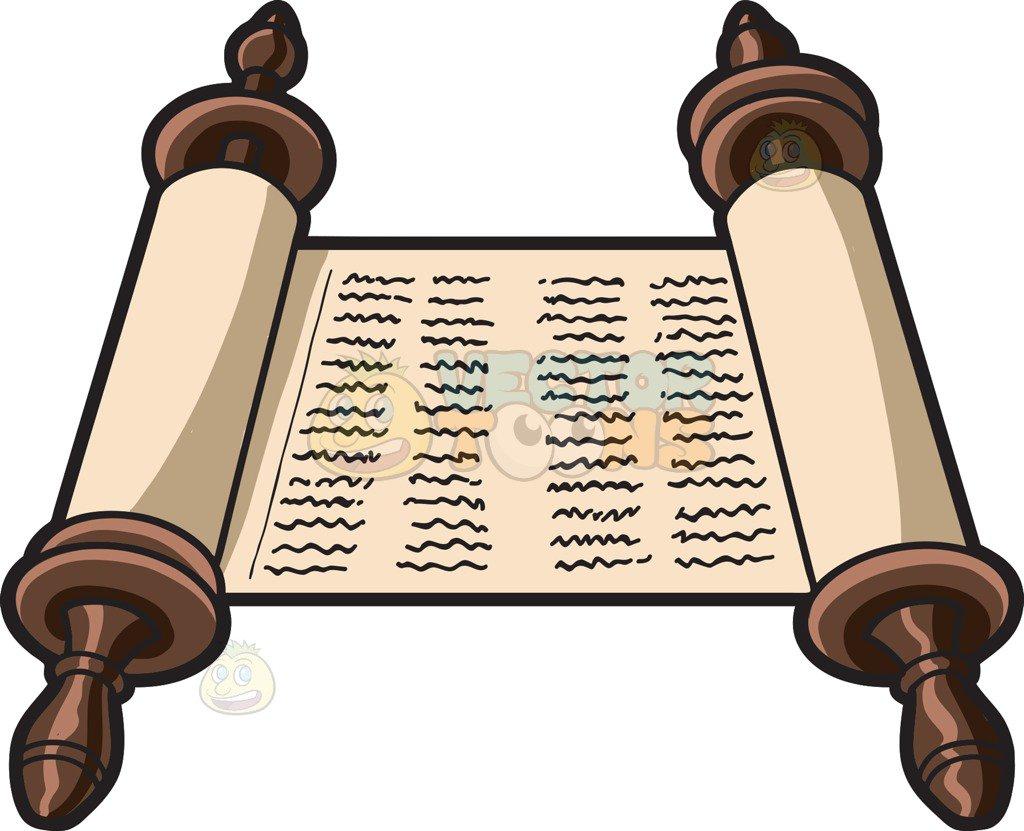Clipart jewish symbols clipart library download Torah Clipart Jewish Symbols Collection - Clipart1001 - Free Cliparts clipart library download