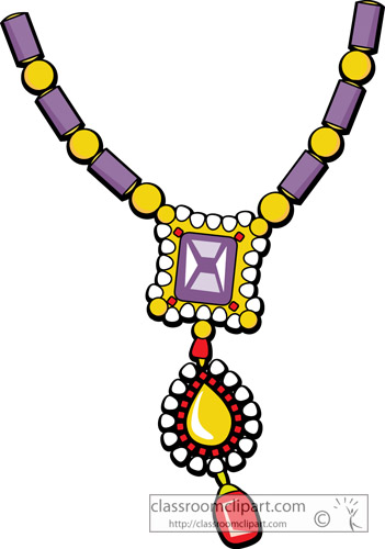 Necklace clipart free picture library Free Jewelry Clip Art, Download Free Clip Art, Free Clip Art on ... picture library
