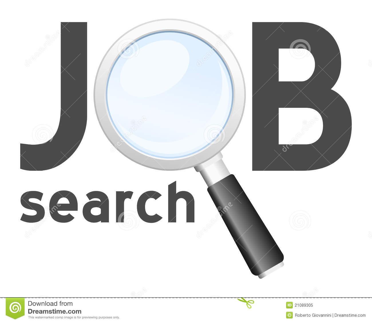 Clipart job search. Clear clipartfest logo