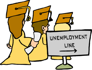 Clipart jobless jpg transparent library Understanding Jobless growth: Why we should be worried – The Contrarian jpg transparent library