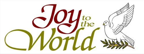 Clipart joy to the world the lord has come svg black and white library Joy To The World The Lord Has Come!   Lee Hernly svg black and white library