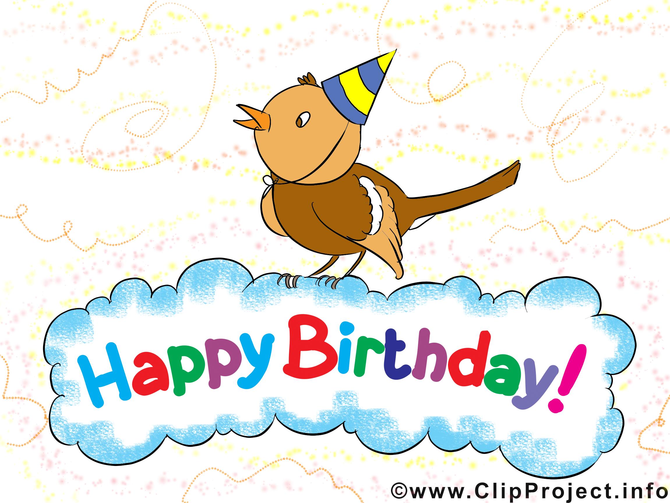 Clipart gratuit anniversaire clipart Joyeux anniversaire images gratuites clipart | anniversaire ... clipart