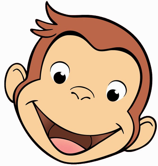 Clipart jpg png royalty free library Curious George Clipart - Clipart Kid png royalty free library