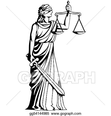 Clipart judgement picture freeuse library Stock Illustration - Judgement. Clipart Illustrations gg54144985 ... picture freeuse library
