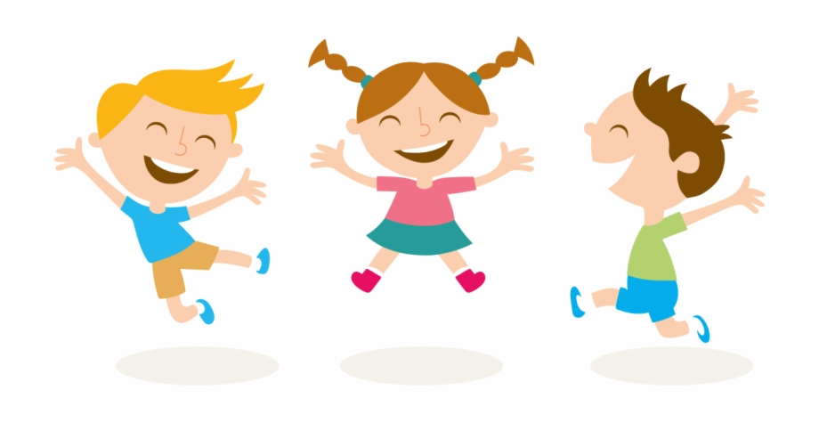 Clipart jumping image library Kids-jumping - Anak Clipart Free PNG Images & Clipart Download ... image library