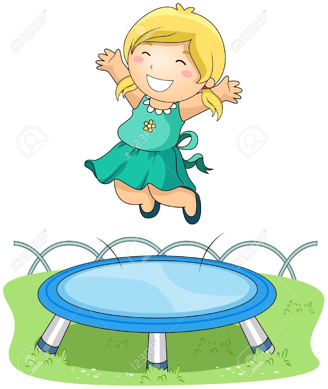 Clipart jumping graphic Jumping clipart 8 » Clipart Station graphic