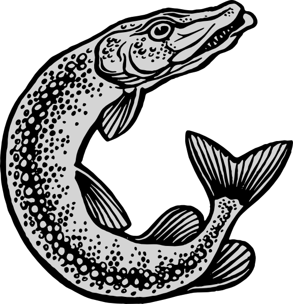 Fish jumping out of water clipart clip art free library Jumping Fish Clipart | Clipart Panda - Free Clipart Images clip art free library