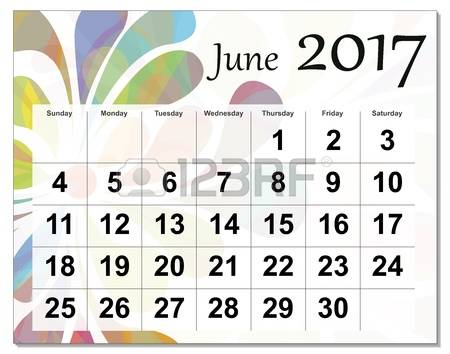 Clipart june calendar clipart library 24,560 June Stock Illustrations, Cliparts And Royalty Free June ... clipart library
