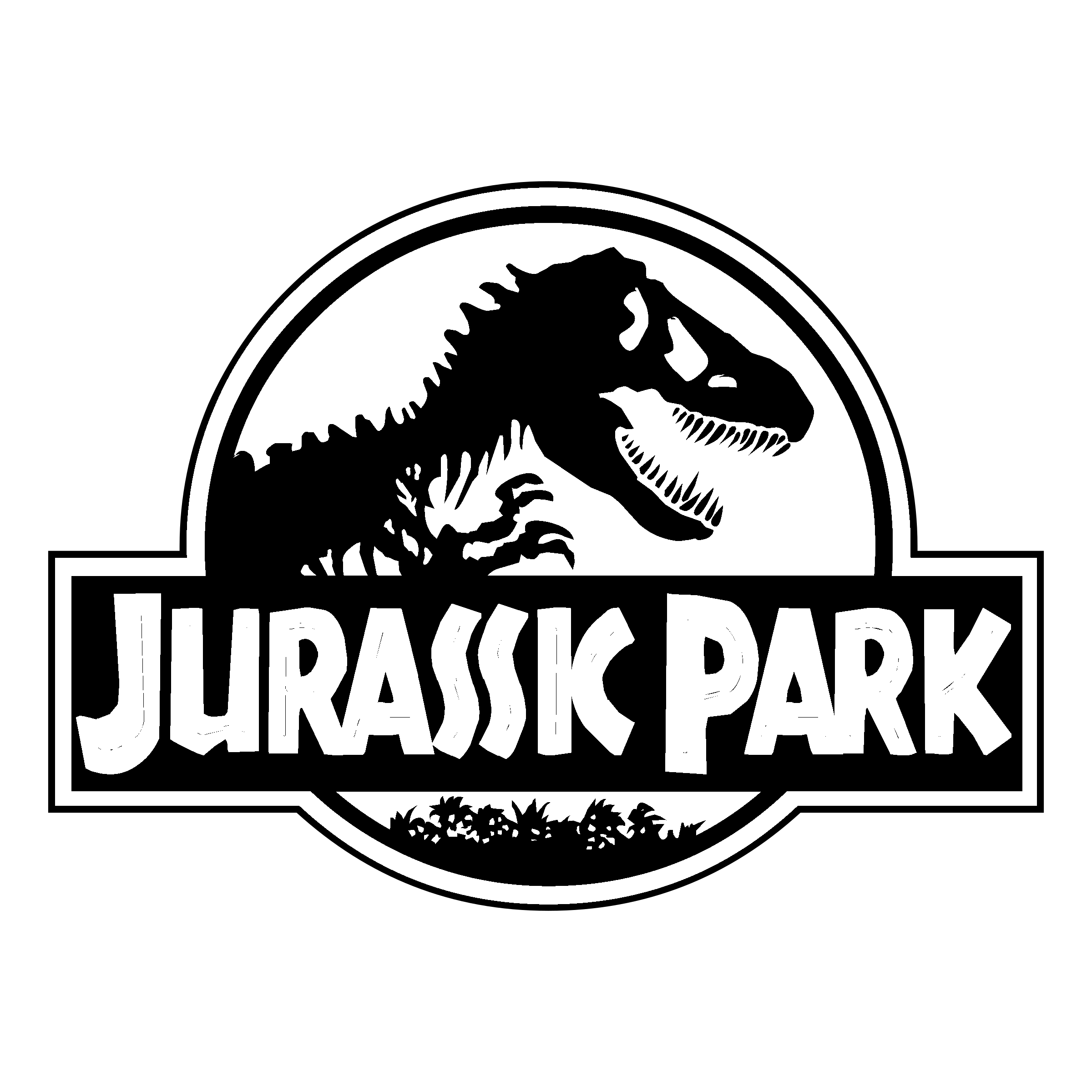 library of clipart freeuse library jurassic world dinosaur