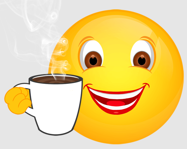 Clipart kaffee trinken. Clipartfest cliparts