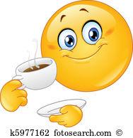 Free premium cliparts clipartfest. Clipart kaffee trinken